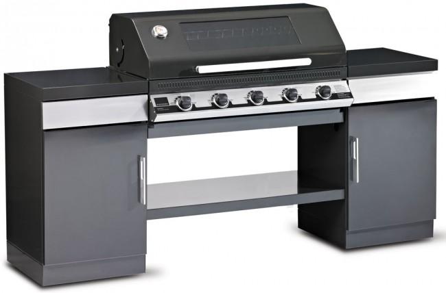Barbecue a gas da incasso la migliore soluzione per una - Migliore cucina a gas ...